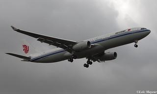 Airbus A330-343, F-WWYQ, Toulouse Blagnac LFBO (10/08/2017)