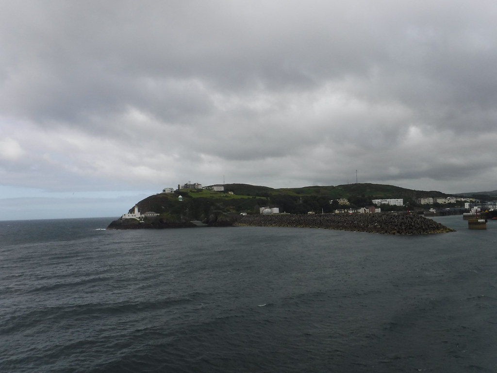 Isle of Man to Heysham Ferry 2