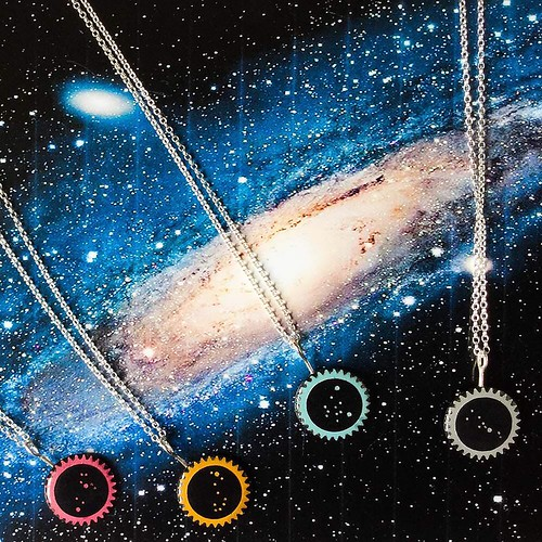 Dittany Rose Constellations Collection - Pendants