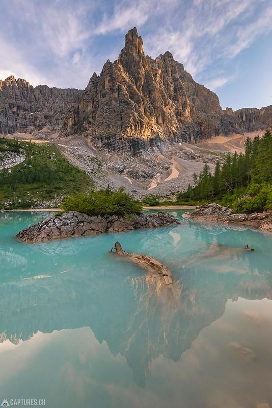 Lago di Sorapis - Dolomites
