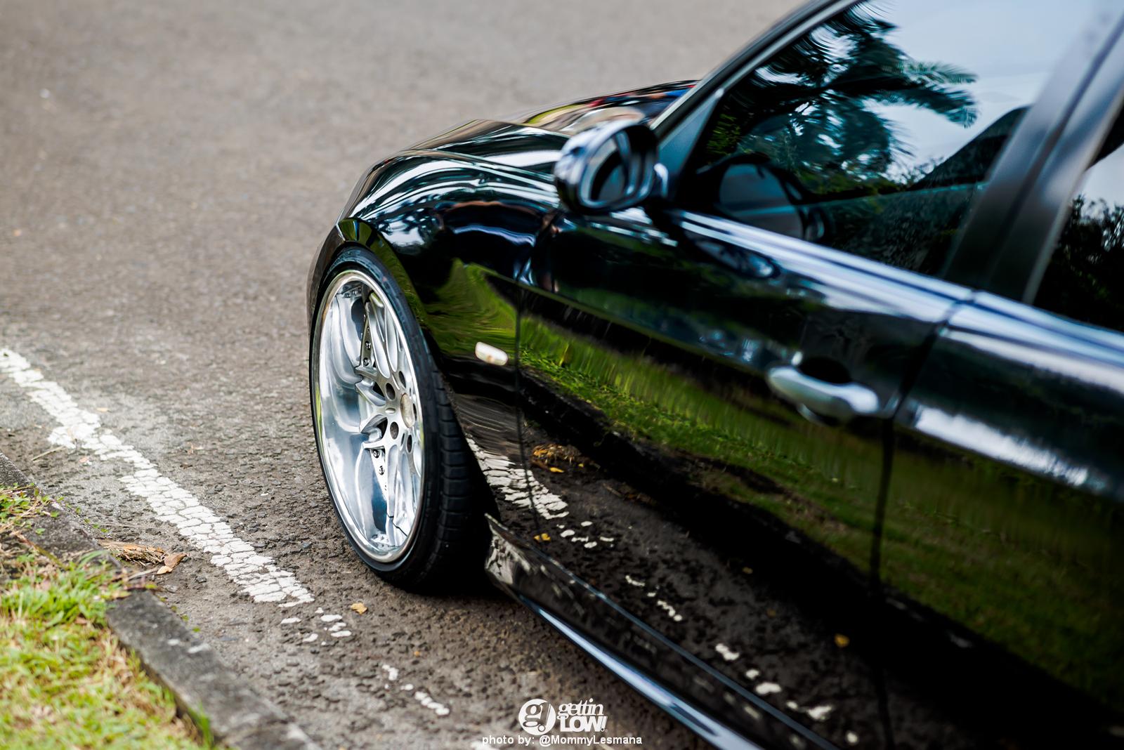 Agus Hermawan BMW E90