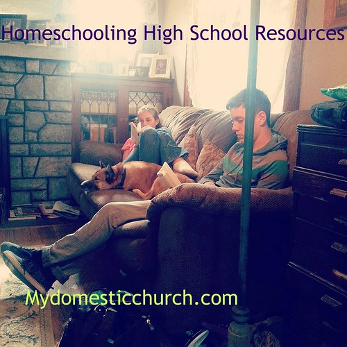 Homeschooling high school resources