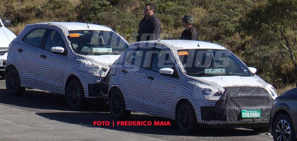 Ford-figo-facelift-spied-in-brazil-rigth-front-three-quarters-1024x485