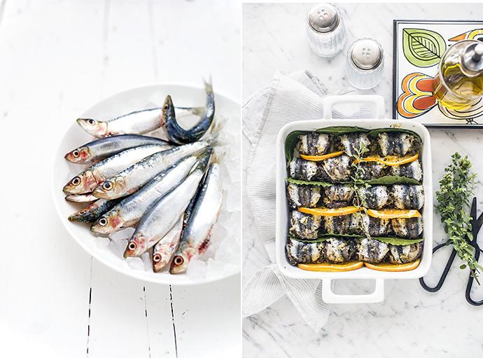 sardine beccafico duo
