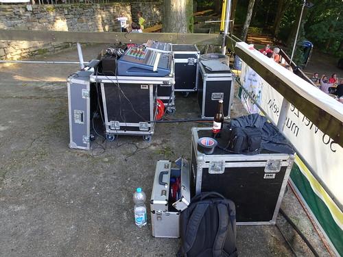 Pro M - Waldparkfest Gornsdorf 13.08.2016