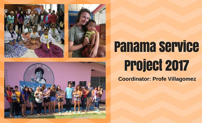 Panama Service Project 2017