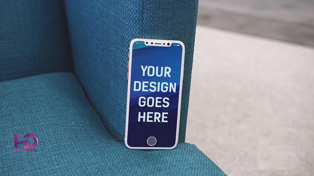 Mockup iPhone 8 miễn phí tuyệt đẹp