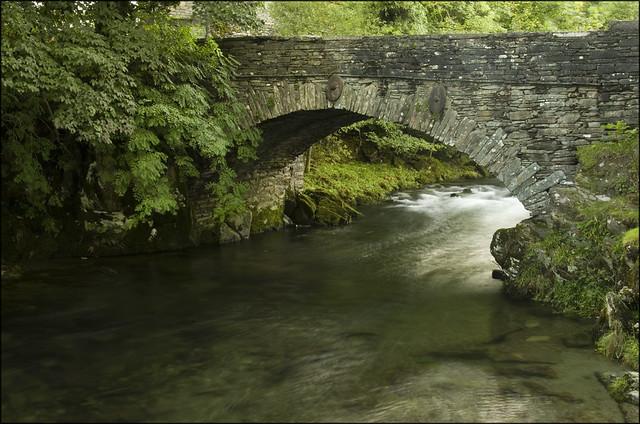 The Bridge at Elterwater