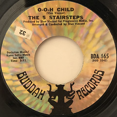 THE 5 STAIRSTEPS:O-O-H CHILD(LABEL SIDE-A)
