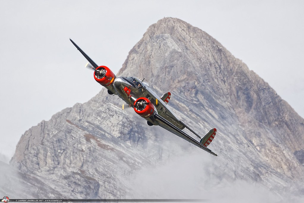 Sion Airshow 2017