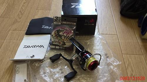 Daiwa MX 2004 W PE