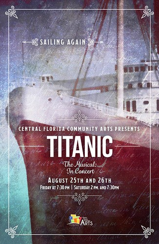 """Titanic the Musical: In Concert"""