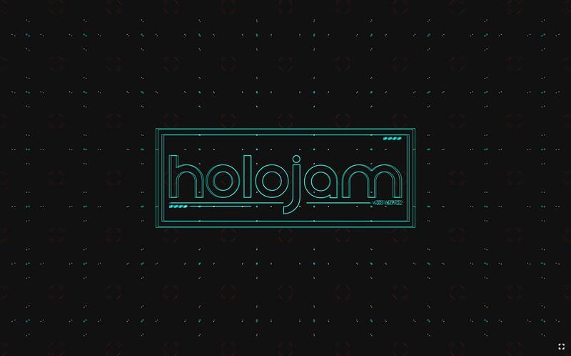 Holojam Debug View // Logo