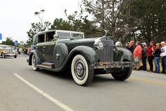 Isotta Fraschini Tipo 8A Castagna Limousine Grey Goddess 1929 1