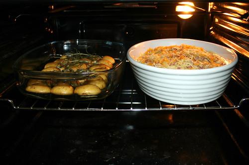 55 - Ebenfalls im Ofen backen / Bake in oven too
