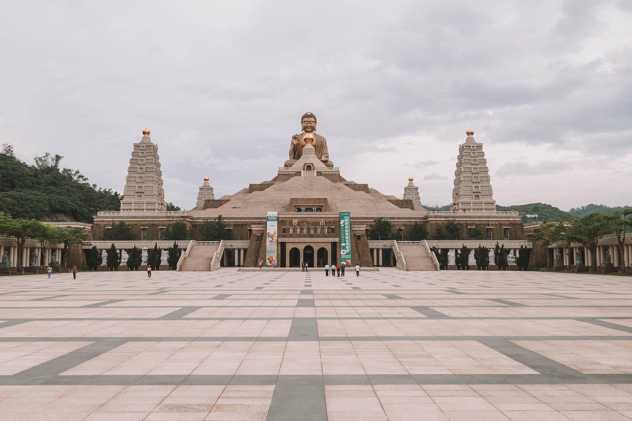 kaohsiung buddha museum 1