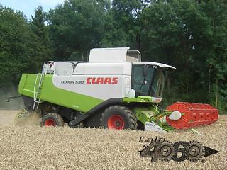 Claas Lexion 530-084