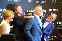 "Matt LeBlanc, David Crane and Jeffrey Klarik & Kathleen Rose Perkins ""Episodes"" PaleyLive LA Event #Episodes #PaleyCenter"