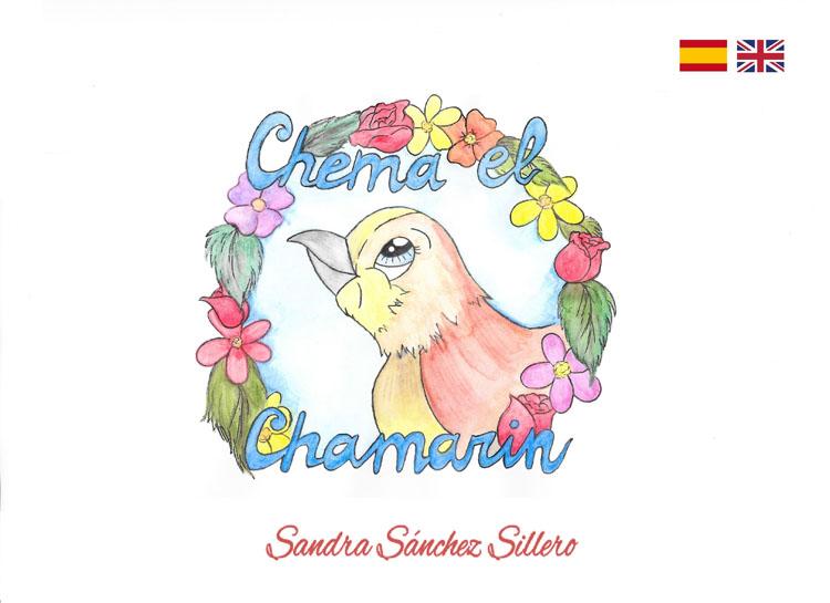 Portada cuento infantil Chema el Chamarin2