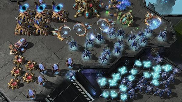 StarCraft II Multiplayer update out in November