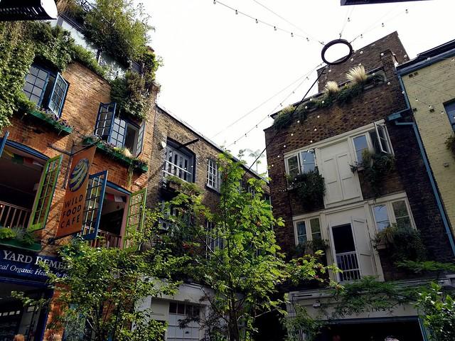 Londen, weekendje weg, citytrip, uit eten, puurderleven