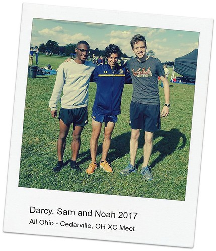 Darcy, Sam and Noah All Ohio 2017