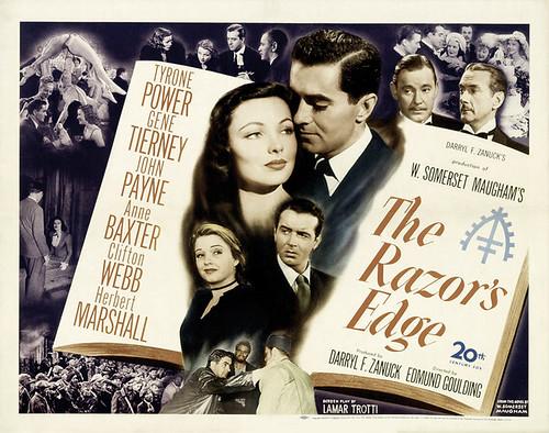 The Razor's Edge - 1946 - Poster 8
