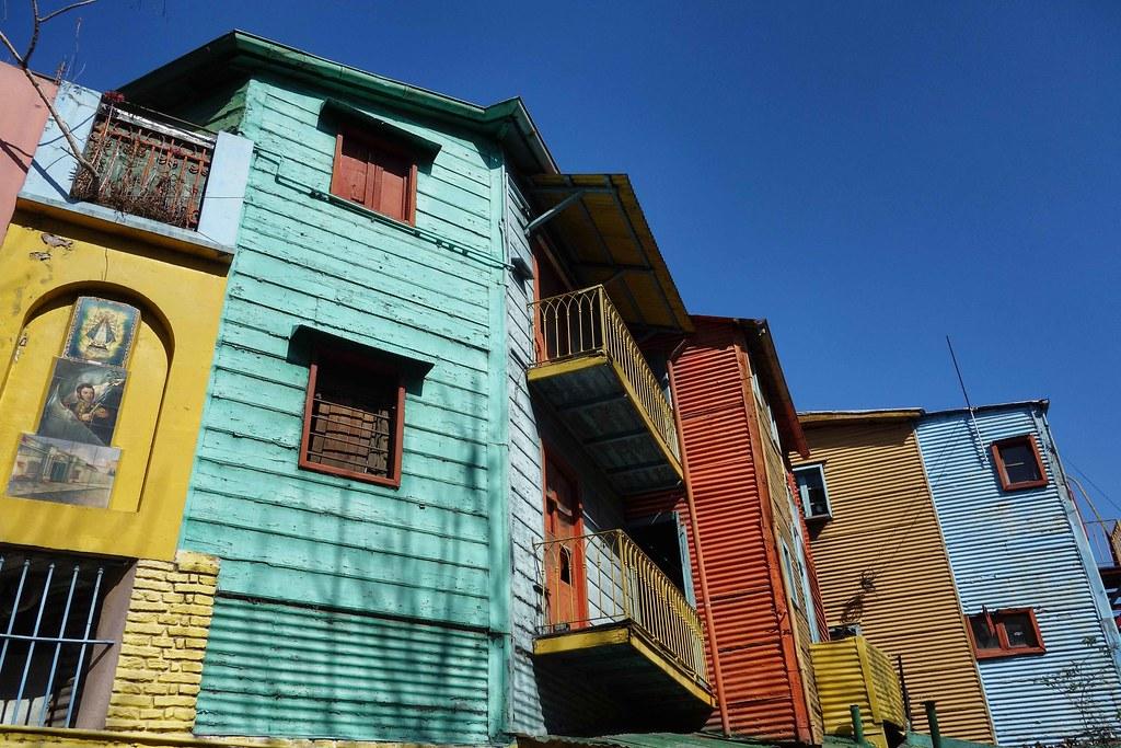 Buenos Aires - La Boca - El Caminito 2