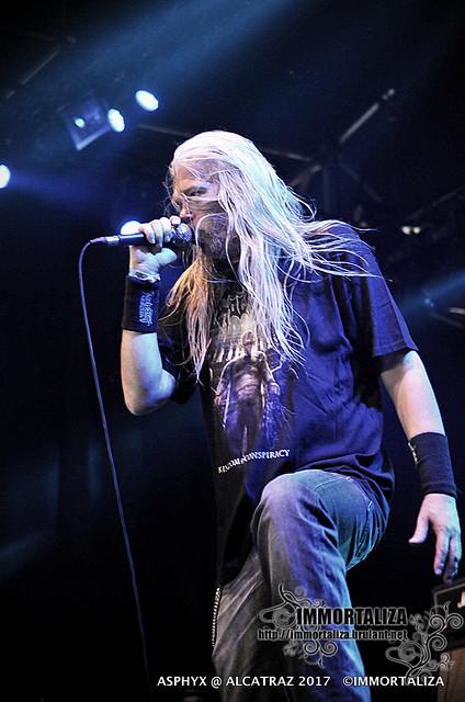 ASPHYX @ Alcatraz Hard Rock & Metal Festival 2017 36759326201_c696207ea0_z