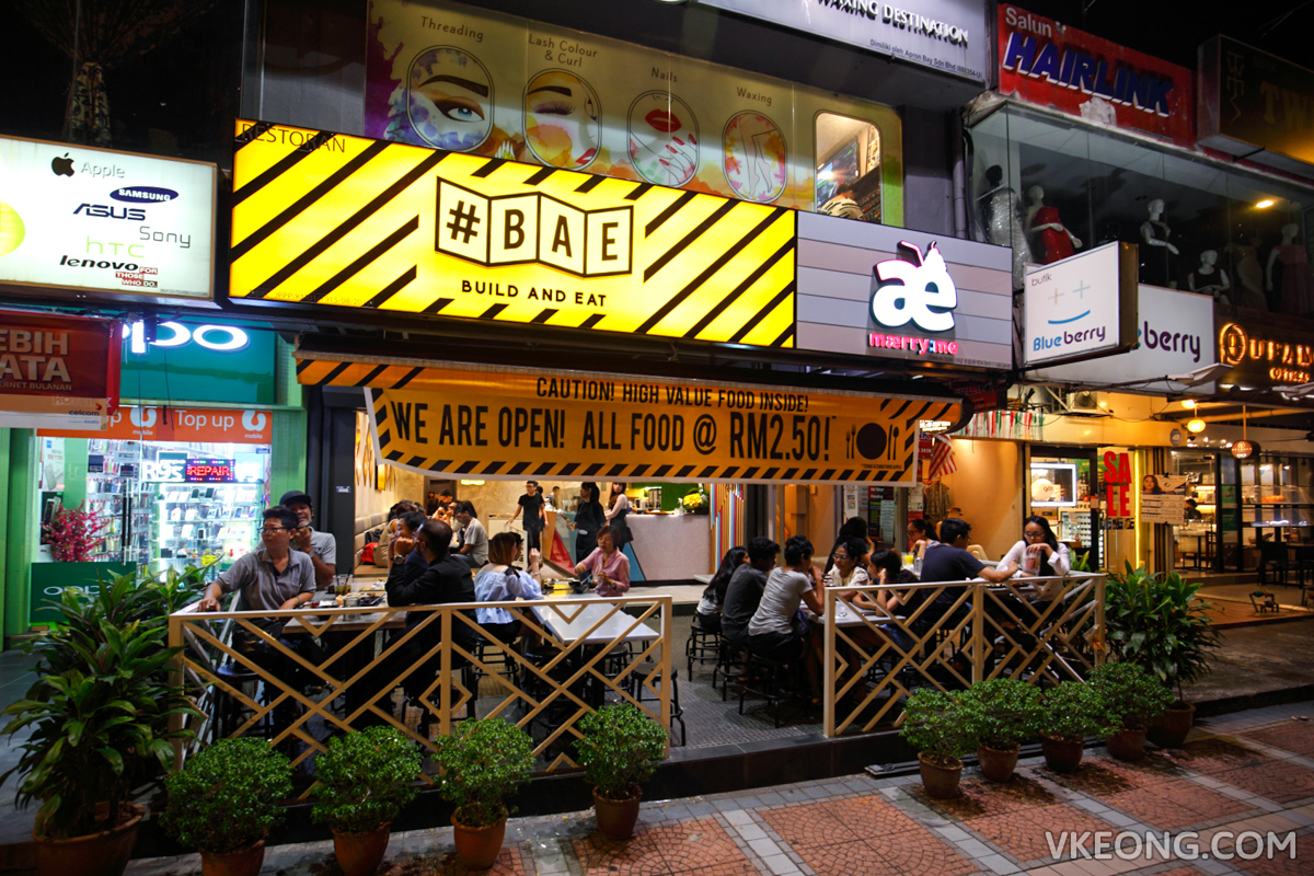 #BAE Bangsar Build and Eat
