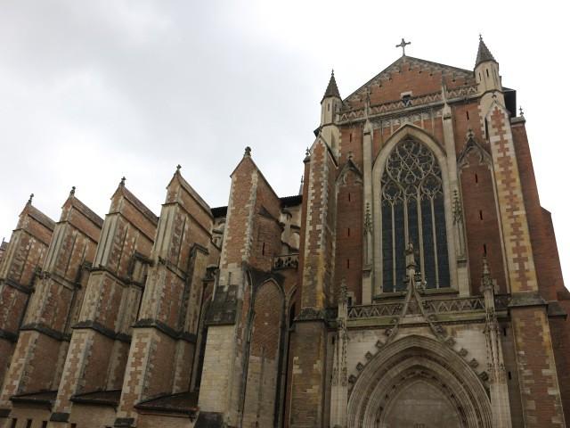 catedrala obiective turistice din toulouse 1