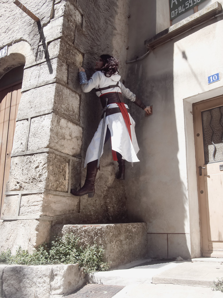 related image - Shooting Assassin's Creed - Brignoles -2017-08-13- P1044026