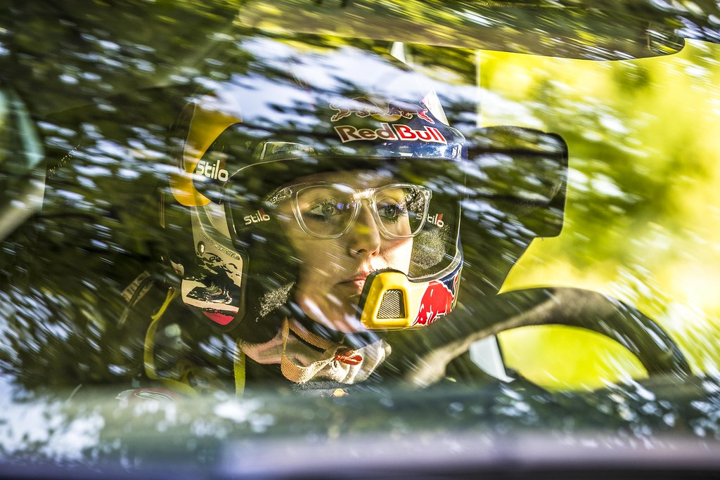 MOLINARO Tamara (ITA) Ursula MAYRHOFER (AUT) Opel Adam R2 ambiance portrait during the 2017 European Rally Championship ERC Barum rally,  from August 25 to 27, at Zlin, Czech Republic - Photo Gregory Lenormand / DPPI