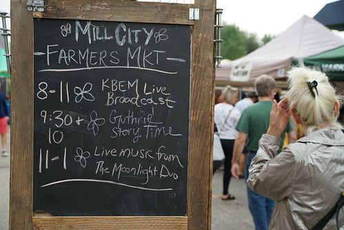 September 2, 2017 Mill City Farmers Market