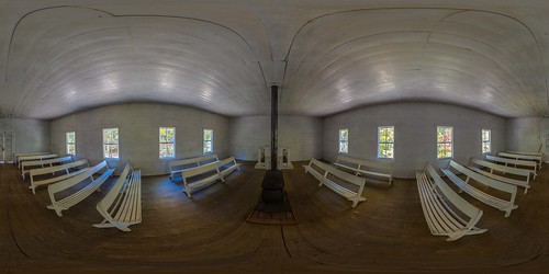 equirectangular 360degree 360x180 gsmnp greatsmokymountains nationalpark northcarolina church historic appalachia