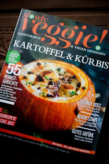 """slowly veggie"" Herbst edition"