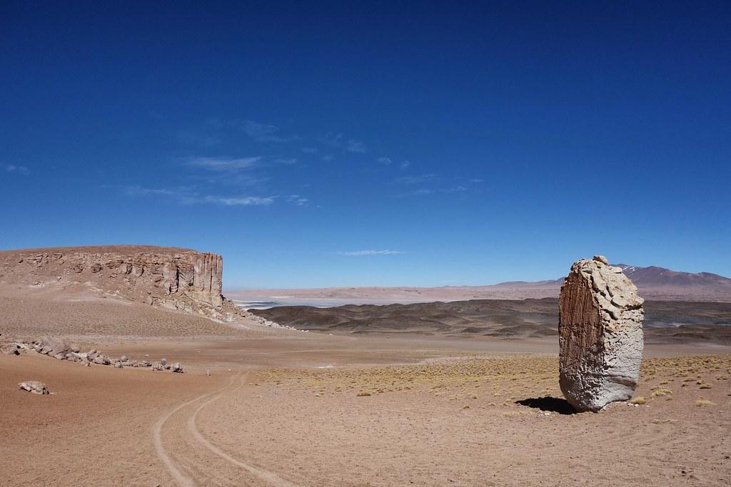 San Pedro Atacama - Salar de Tara - Rocks 1