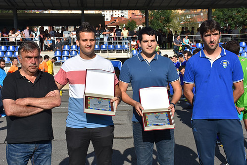 Euskalduna-Ostadar futbol partidua