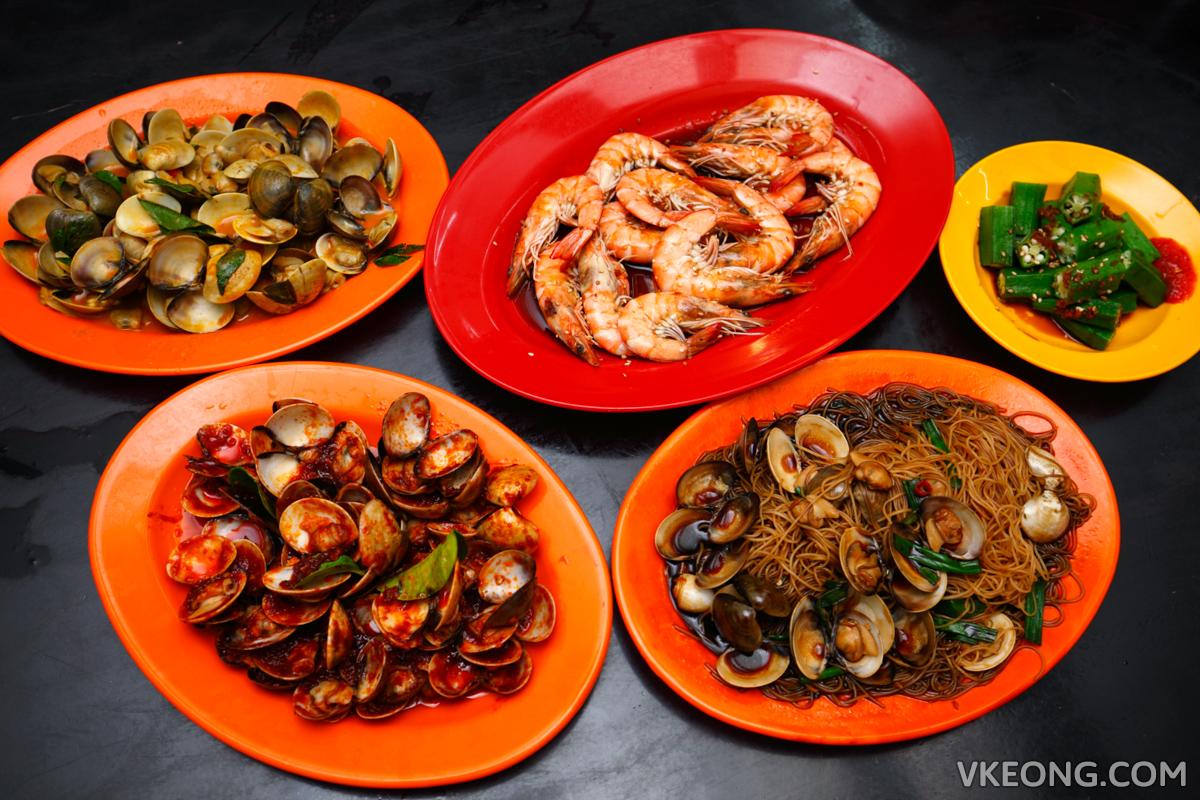 Chiak Song Seafood Melaka