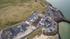 Aerial View Magilligan Point