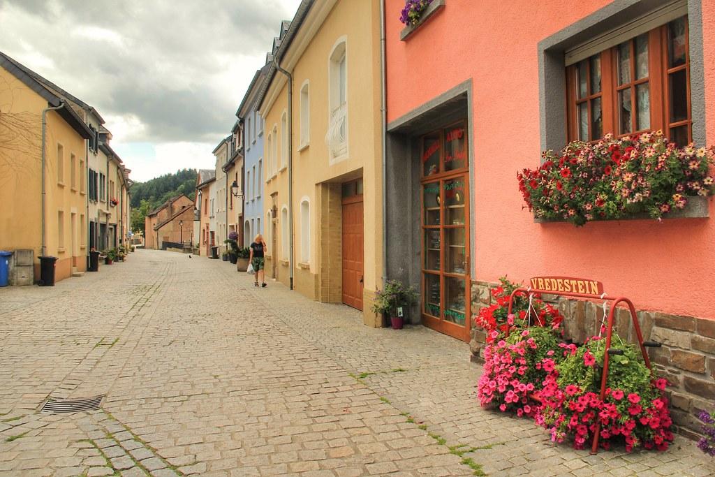 Streets of Vianden