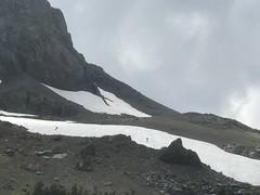Skiing the Glacier