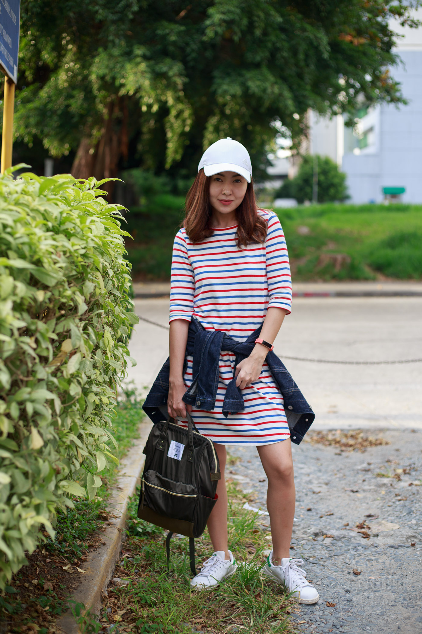 stripes-shirt-dress