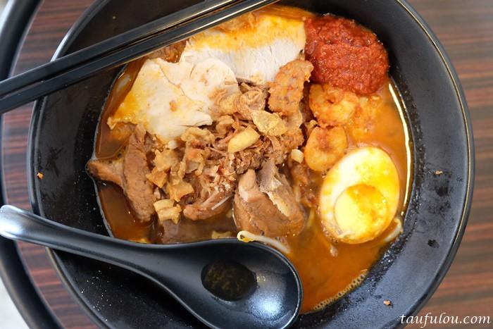 Penang Famous Prawn Noodle (8)