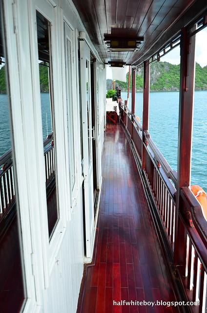 halfwhiteboy - halong bay cruise 15