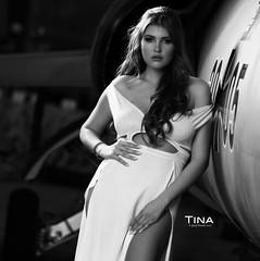 Tina - Fashion im Shelter (monochrome)
