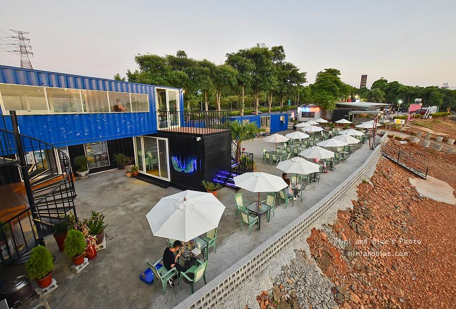 台中向海夜景餐廳04