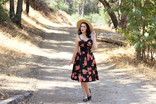 Stop Staring Arana Swing Dress