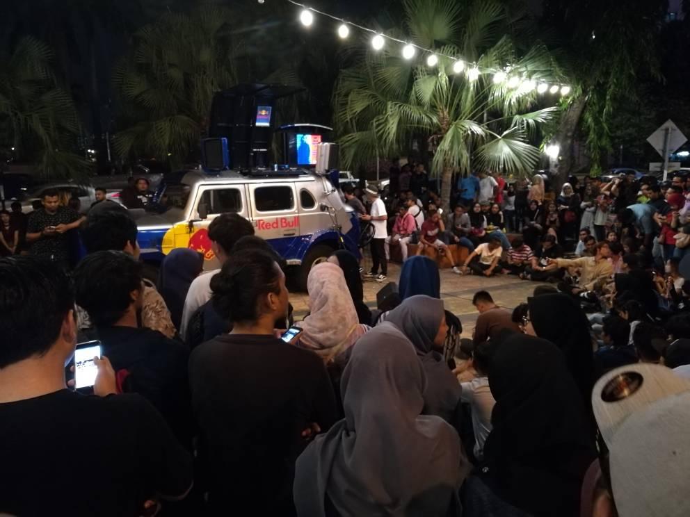 Noh Salleh Road Tour 2017.Pasar Karat Jb 2