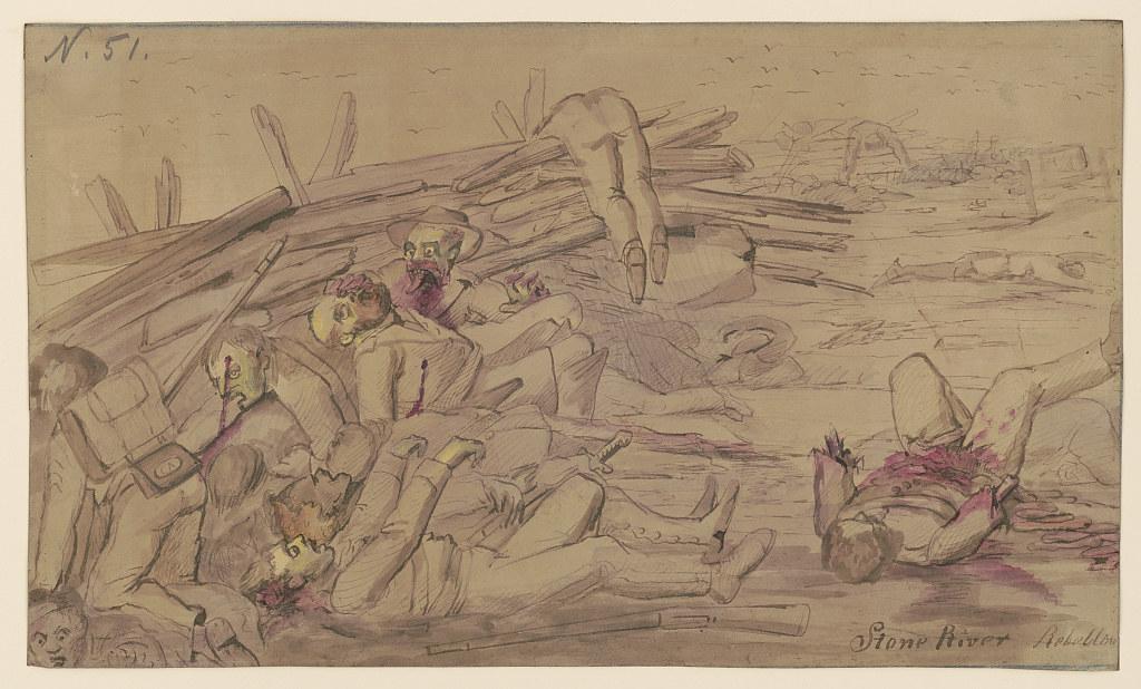 civil war drawing